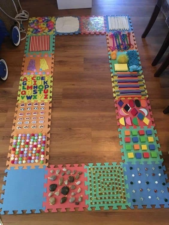 Kids Room Mat