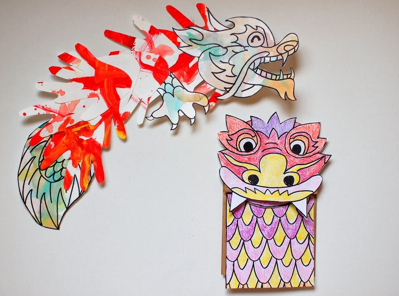 8 Crafts To Ring In The Chinese New Year