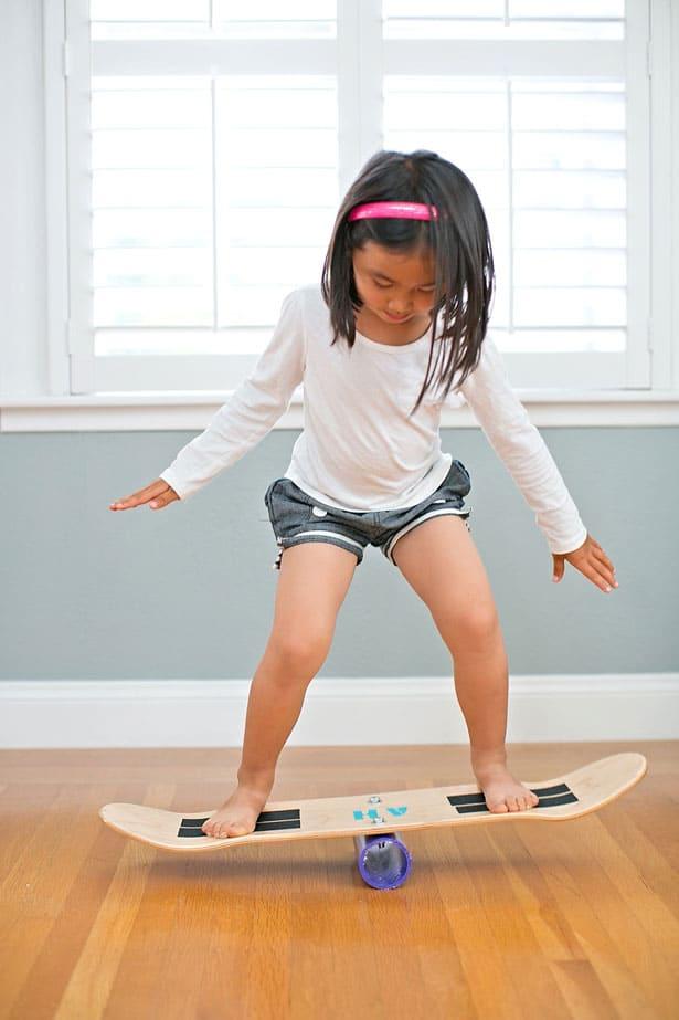 How to make a skate balance board diy skate balance board materials solutioingenieria Images