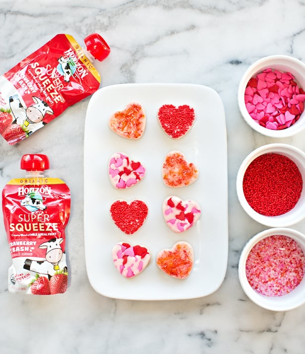 Schön Since You Know Theyu0027ll Have Their Fair Share Of Sugary Treats, Hereu0027s An Easy  Valentine Snack You Can Make In Minutes Thatu0027s Still Filled With Wholesome  ...