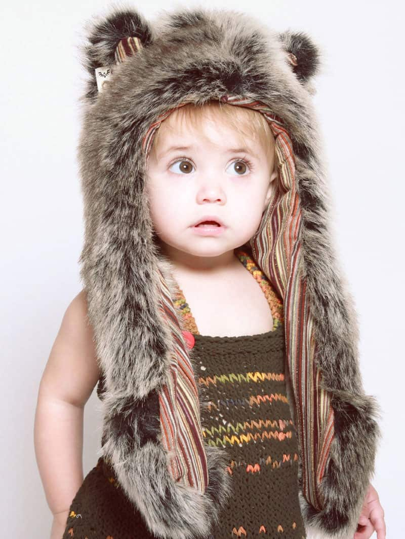 5 ADORABLE ANIMAL HATS FOR WINTER: EARS INCLUDED
