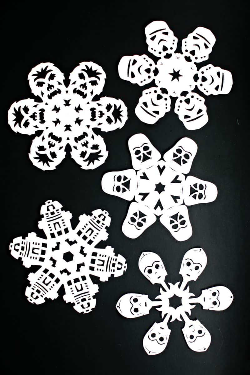 image regarding Star Wars Printable Crafts named 13 STAR WARS CRAFTS In direction of AWAKEN YOUR Creativeness