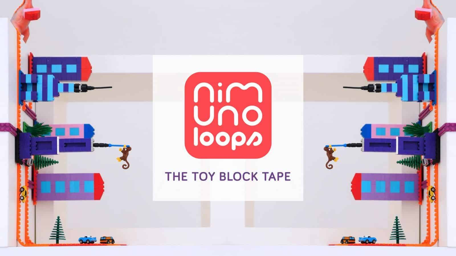 Innovative Lego Tape Changes How You Play With Toy Bricks