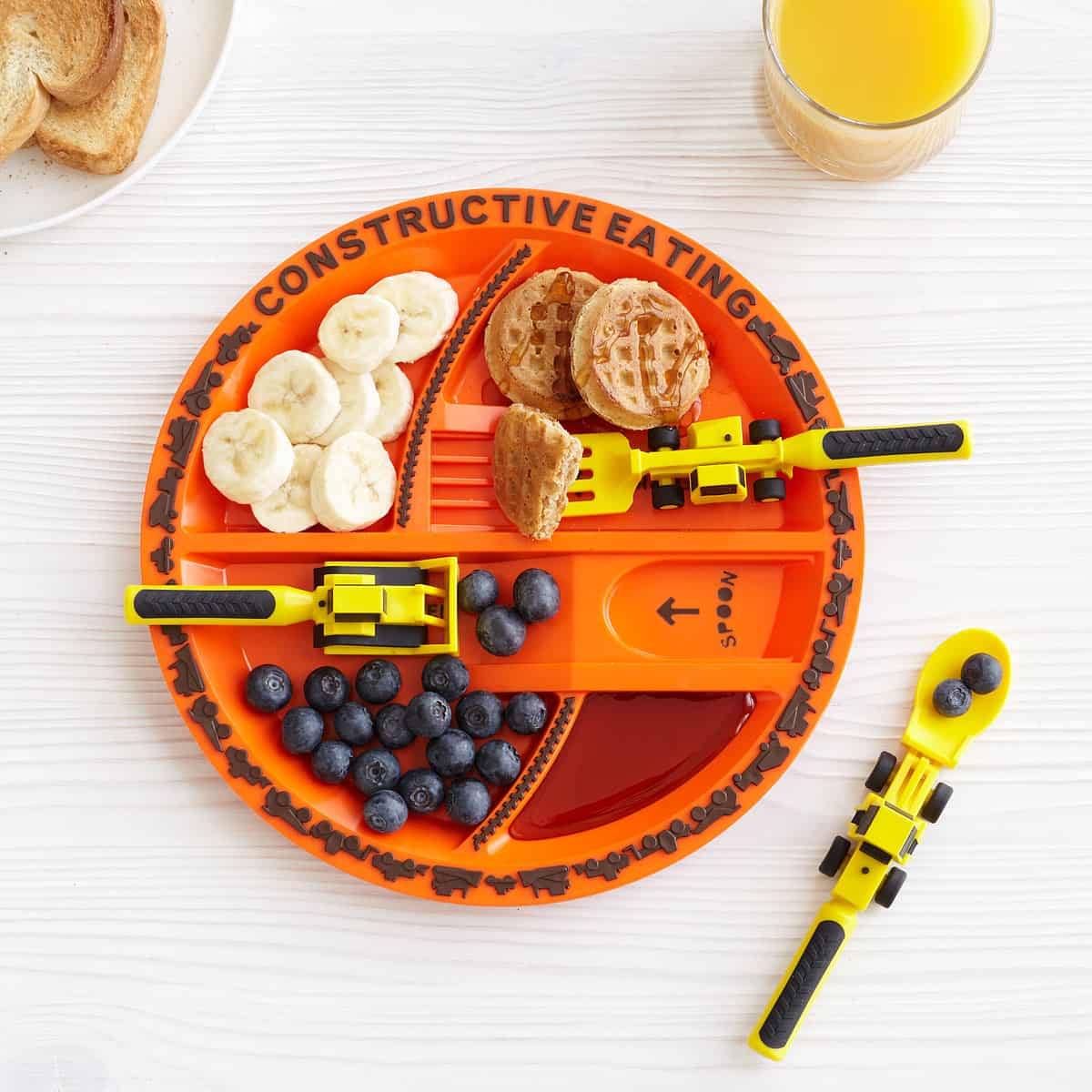 These 12 Plates For Kids Will Inspire Creativity At Mealtime