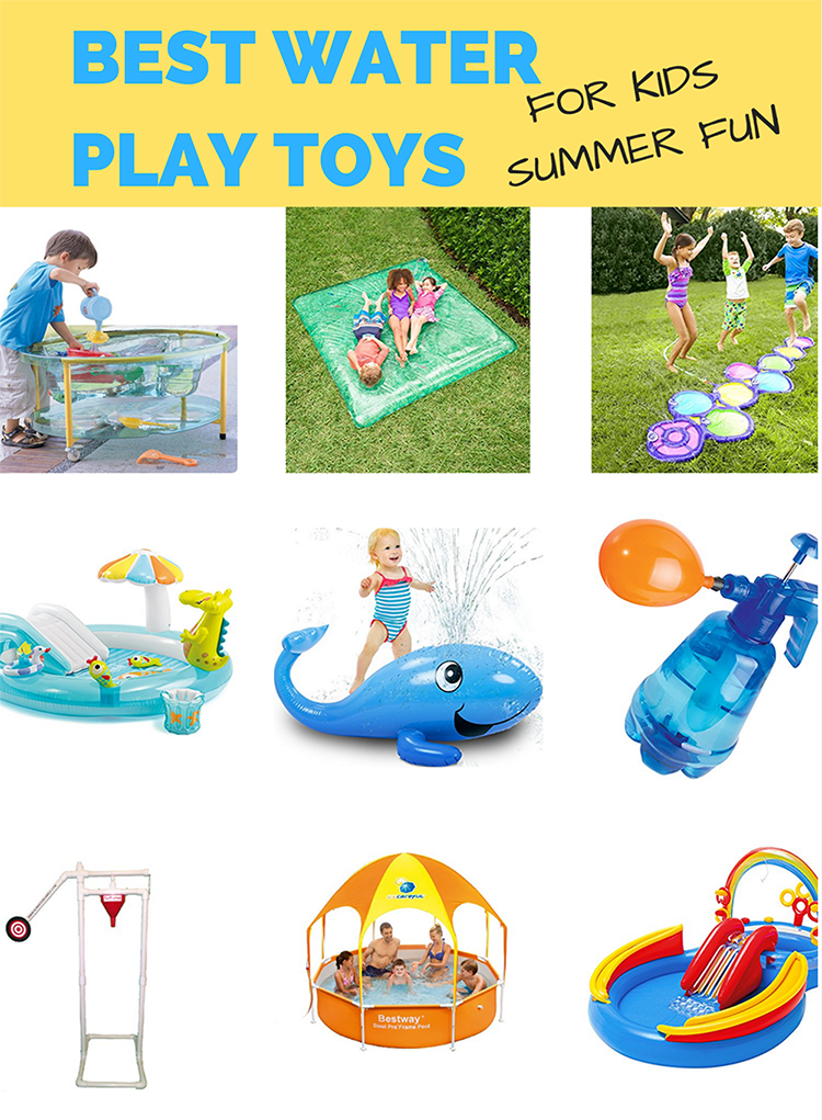 Best Pretend Play Toys For Kids : Best water play toys for kids summer fun