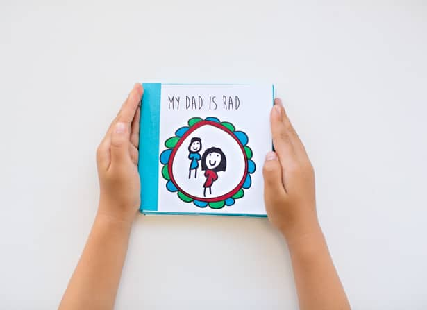 10 Artistic Father S Day Gifts Kids Can Make