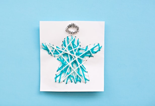 What Are Your Favorite Kid Made Christmas Cards Check Out More Festive Holiday Ideas For Kids