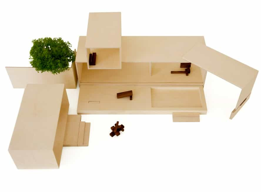 Contemporary And Modular Dollhouses From Mini Archi