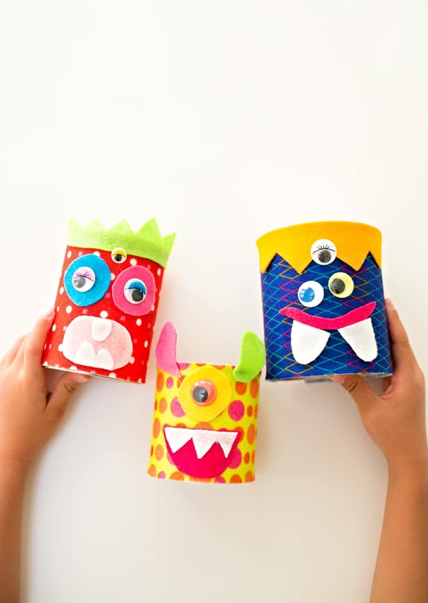 Cute And Easy Halloween Craft Ideas