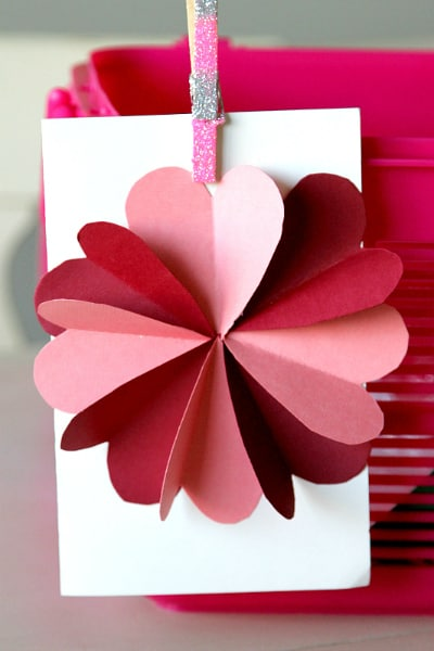 hello Wonderful 12 HEARTFELT VALENTINES DAY CARDS KIDS CAN MAKE – Simple Valentines Day Cards