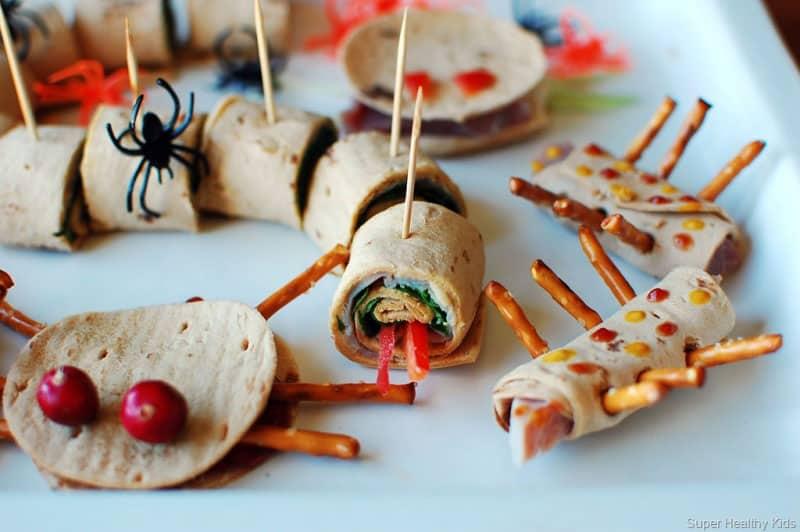 13 healthy halloween treats - Healthy Fun Halloween Snacks