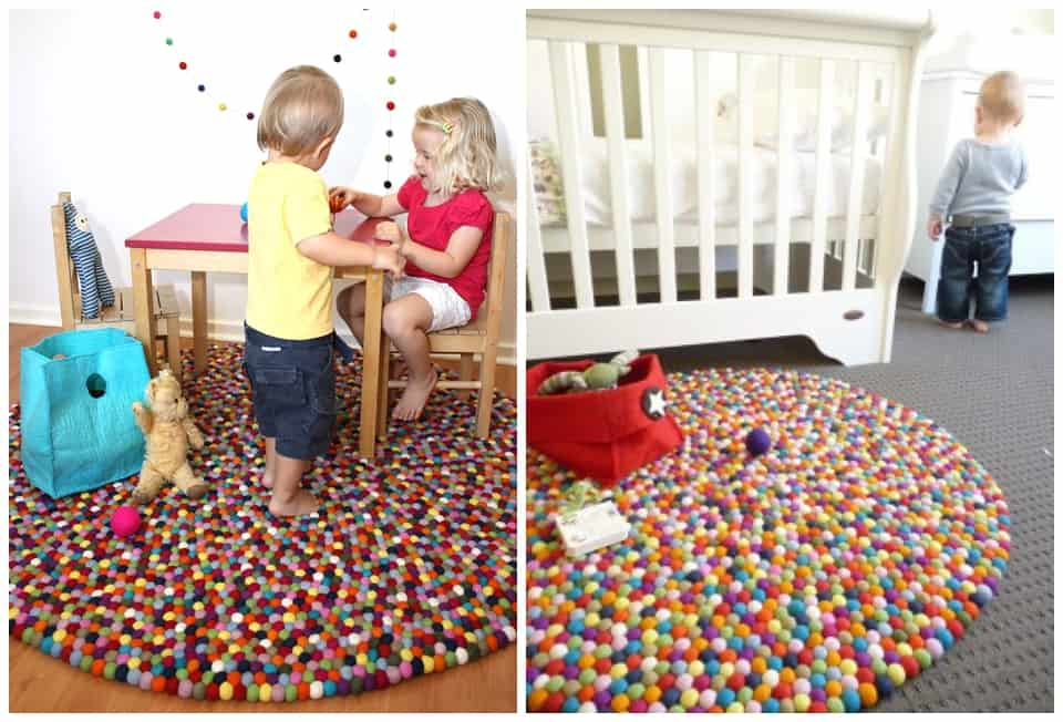 These 100 Wool Felt Rugs Are Also Eco Friendly And Use Azo Free Dyes They Come In Various Sizes Custom May Be Requested