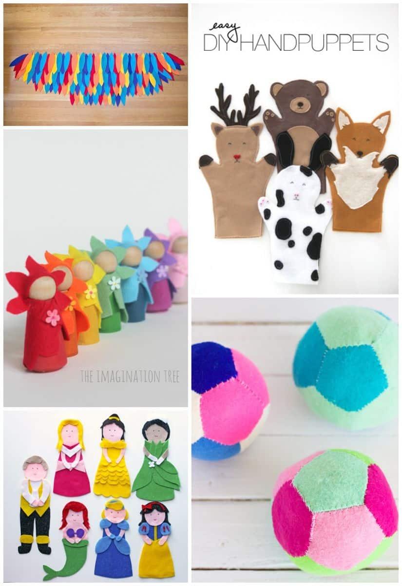 Felt Craft Ideas For Kids Part - 17: Hello Wonderful