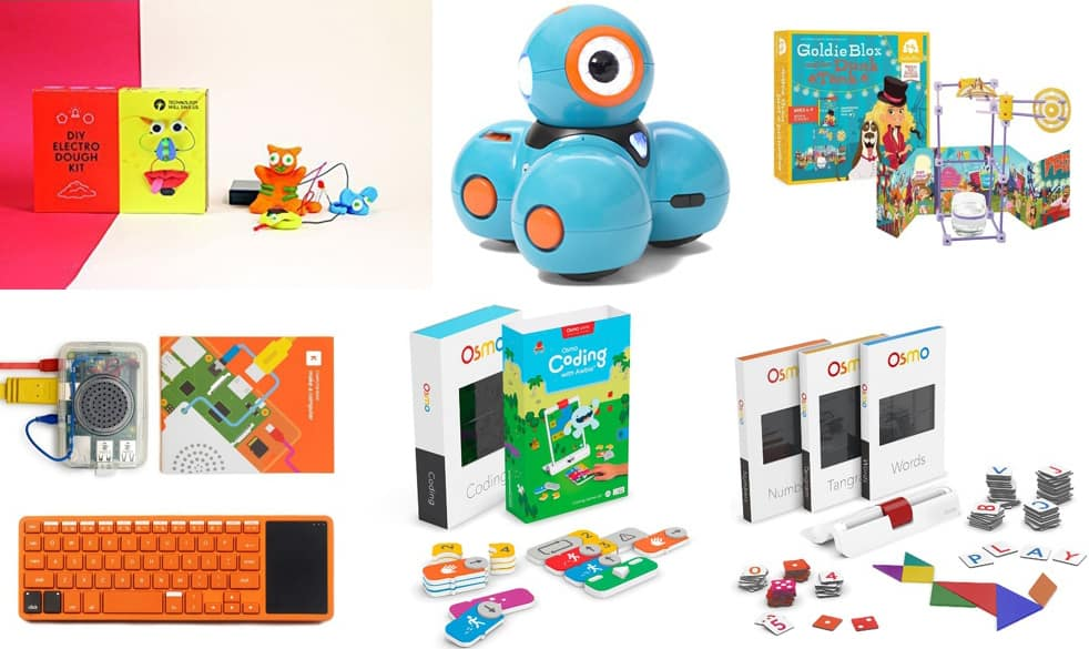 The Best Stem Toy Gifts For Kids 2016 Holiday Gift Guide