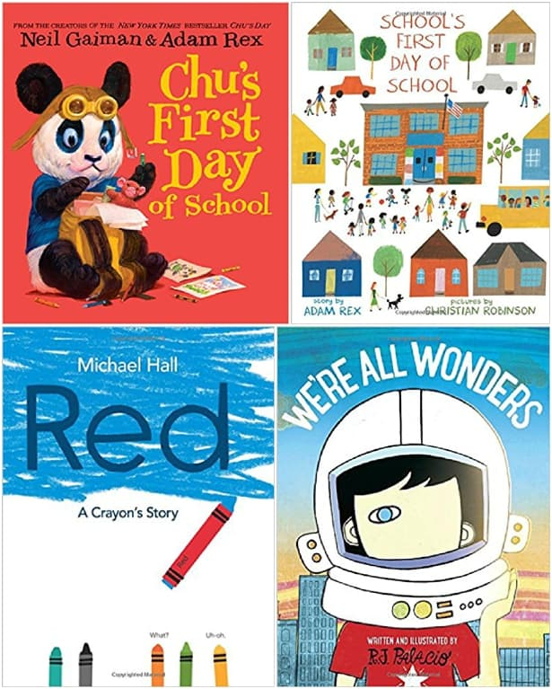 11 Favorite Children S Books To Begin The New School Year