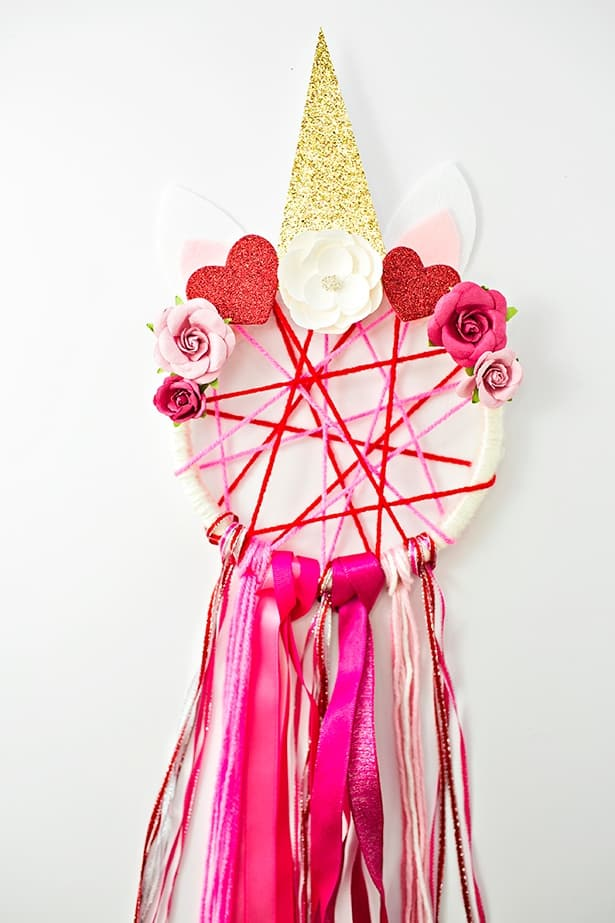 DIY UNICORN DREAMCATCHER Gorgeous Different Types Of Dream Catchers And Their Meanings