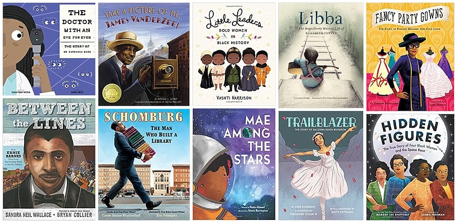 11 Great Picture Books About Black Americans He didn't think such a profession would lead him to find friendship (or possibly love). picture books about black americans