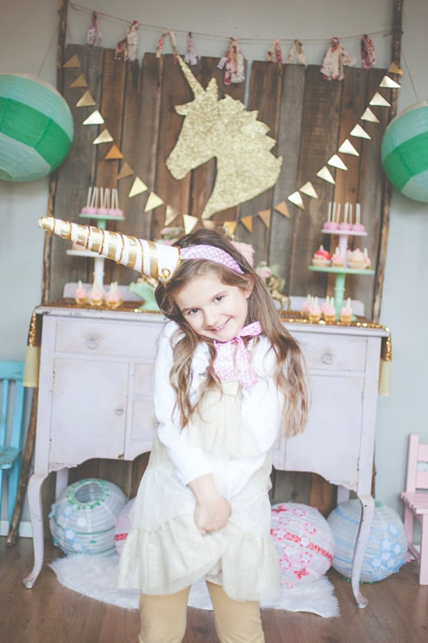 Magical Vintage Unicorn Party