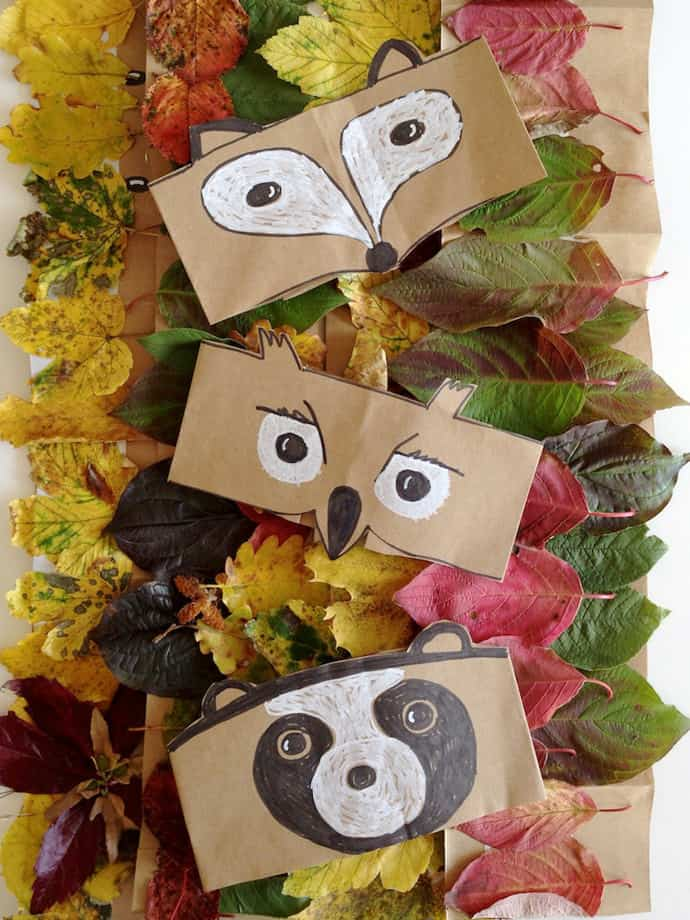 10 FESTIVE FALL ART PROJECTS FOR KIDS