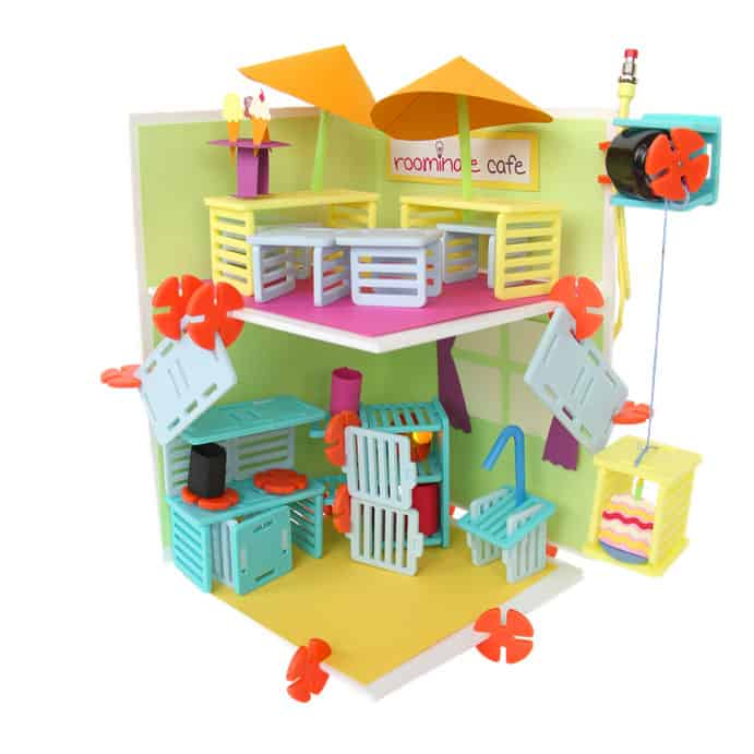DOLL HOUSES THAT GET GIRLS EXCITED ABOUT BUILDING