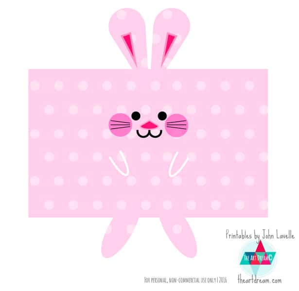 graphic relating to Printable Easter Craft called CHICK, BUNNY AND SHEEP PAPER TUBE EASTER CRAFT WITH Absolutely free