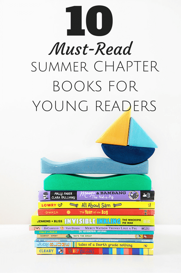 10 must read summer chapter books for young readers fandeluxe Choice Image