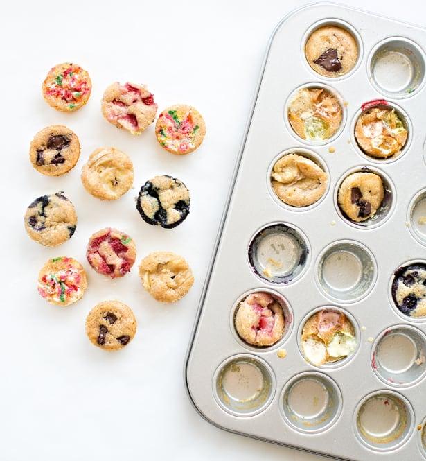 Mini muffin pancake bites ccuart Image collections
