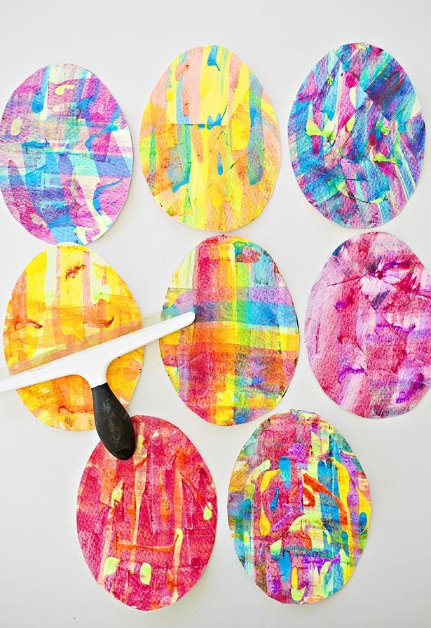 Easter Art Ideas For Children