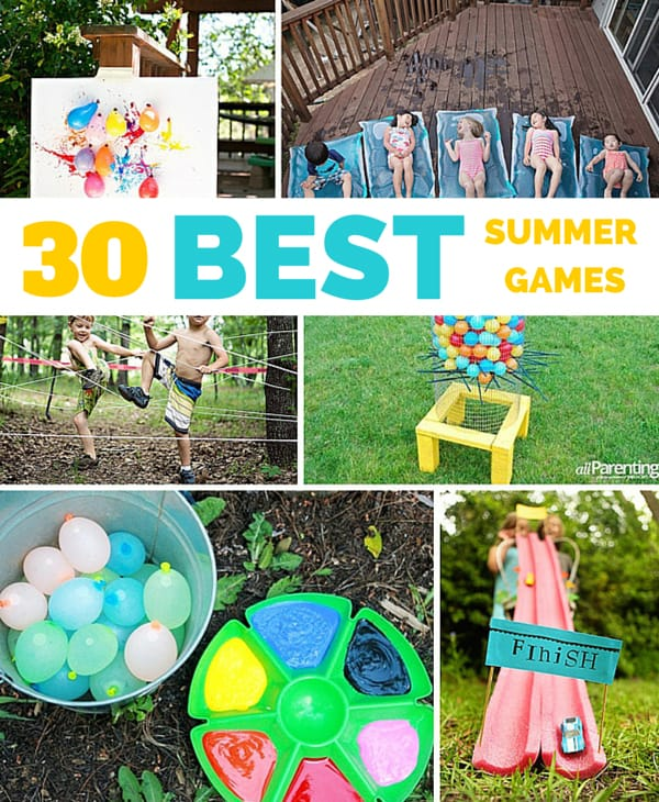 Summer And Activities For Kids