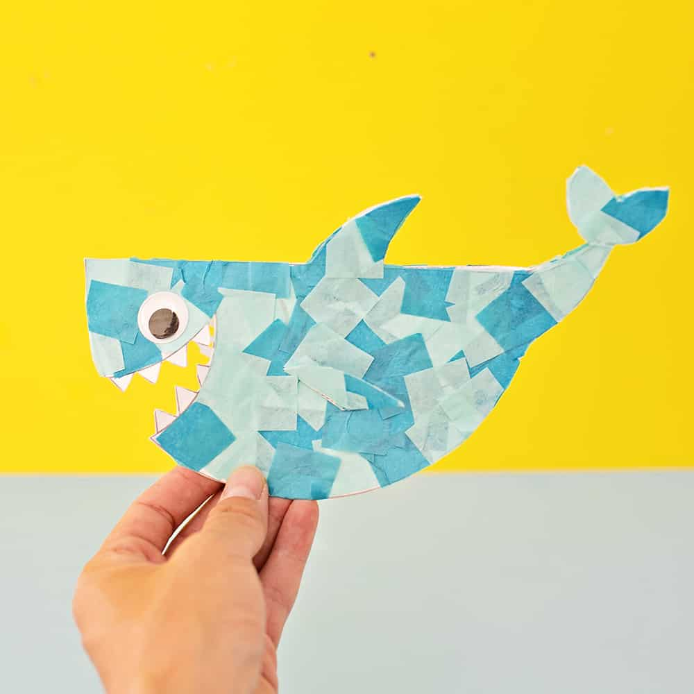 FREE PRINTABLE SHARK TEMPLATE DOWNLOAD HERE
