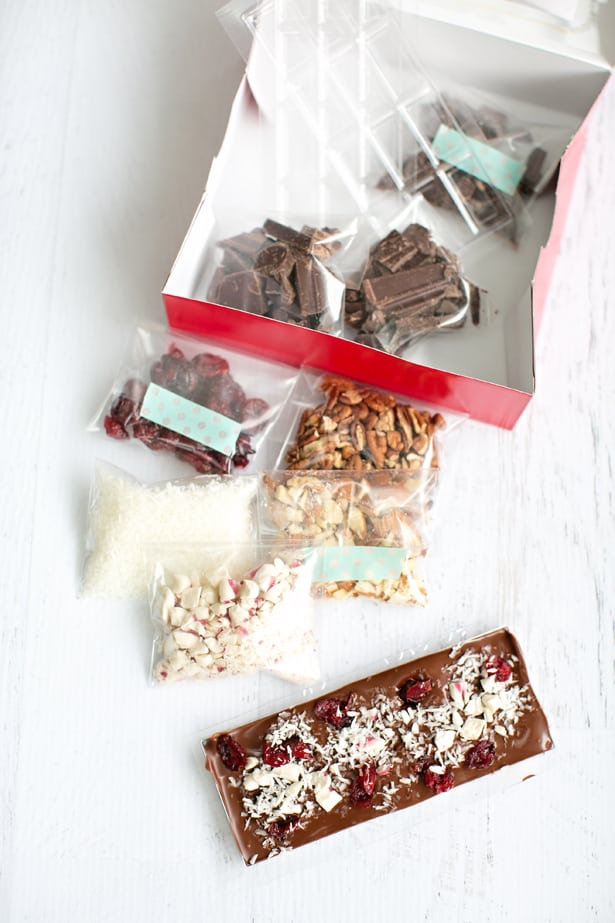 Make Your Own Gifts Make your own chocolate candy bar kit sisterspd