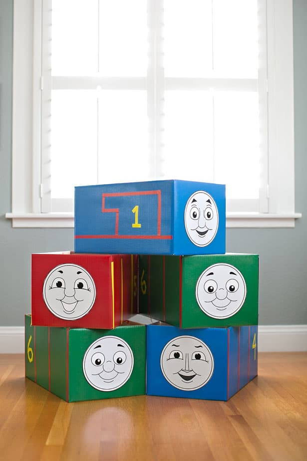 photograph relating to Thomas and Friends Printable Faces titled THOMAS AND Close friends COSTUMES + 5 PRINTABLE FACES