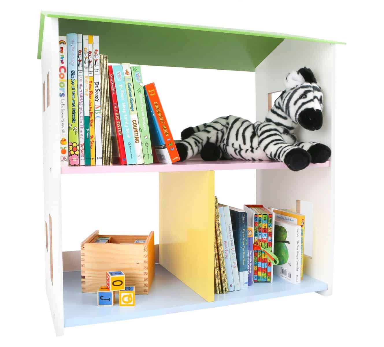hello, Wonderful - 10 PLAYFUL BOOKCASES FOR KIDS