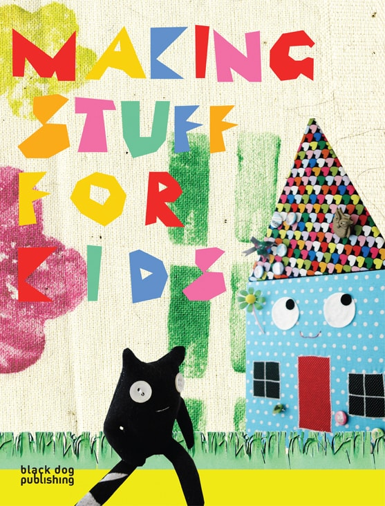 Book Cover Craft Update : Modern craft books for kids
