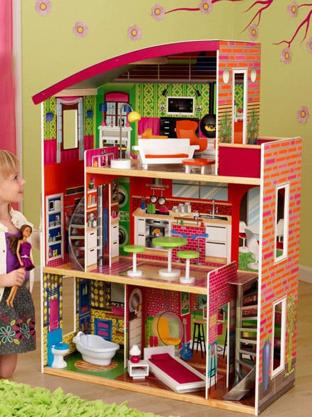 8 MODERN AND DESIGNER WORTHY DOLL HOUSES