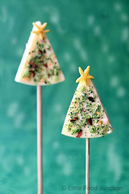 8 cute and healthy christmas treats