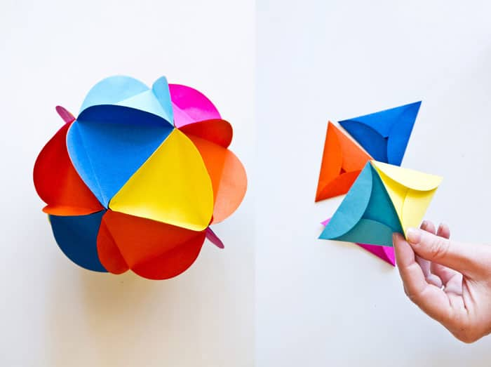 Make paper flower balls mightylinksfo