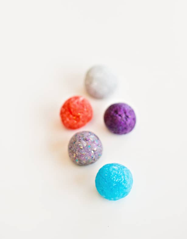 make your own bouncy ball instructions