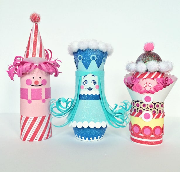 Candyland Crafts