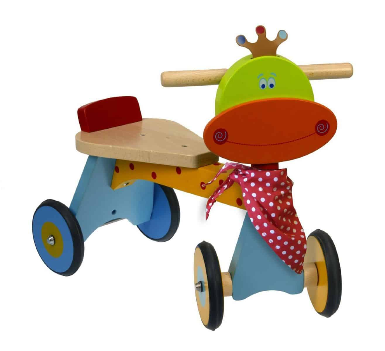 Toys For Toddlers : Starter wooden ride on toys for toddlers