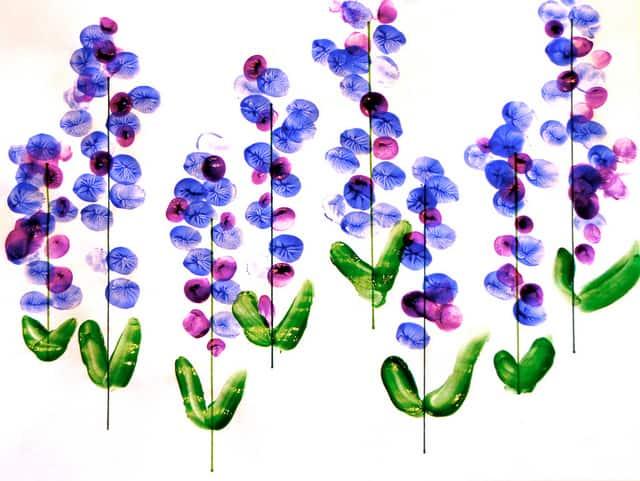 Kreatív ötletek tavaszi virágokhoz