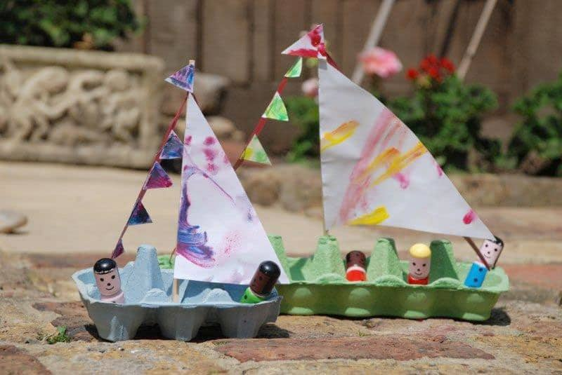 boat craft ideas hello wonderful 10 delightful and easy boat crafts 1148