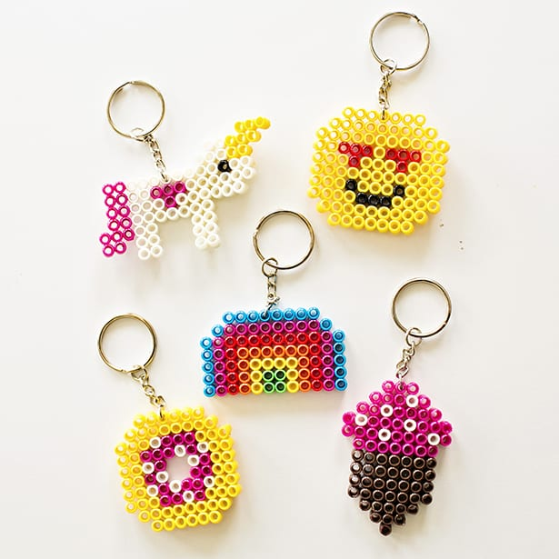 ... to easily make these cute DIY Backpack Beaded Keychains. Make sure you  read to the bottom to grab a special coupon code for Zirrly Super Beads. bd819fcb0