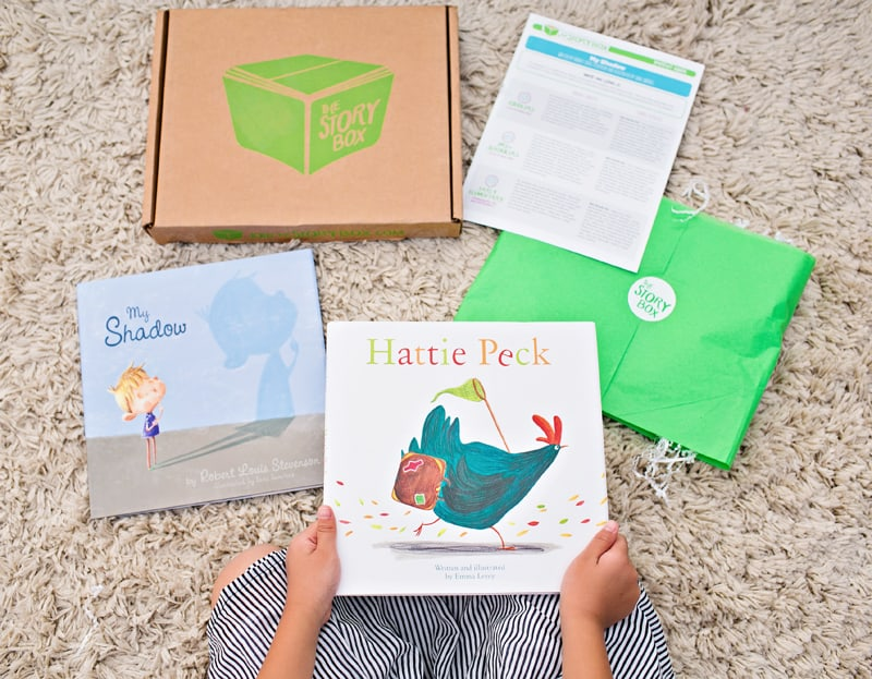THE STORY BOX A SURPRISE MONTHLY DELIVERY OF BOOKS FOR YOUR KIDS Shop