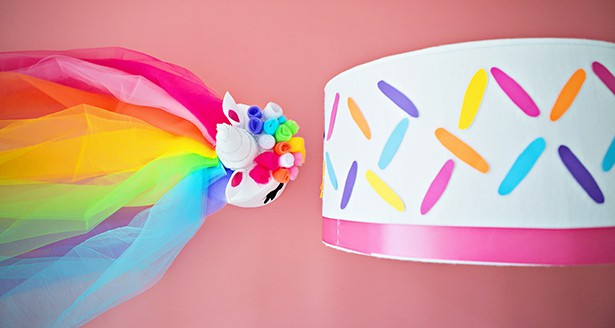 Diy Unicorn Cake Costume