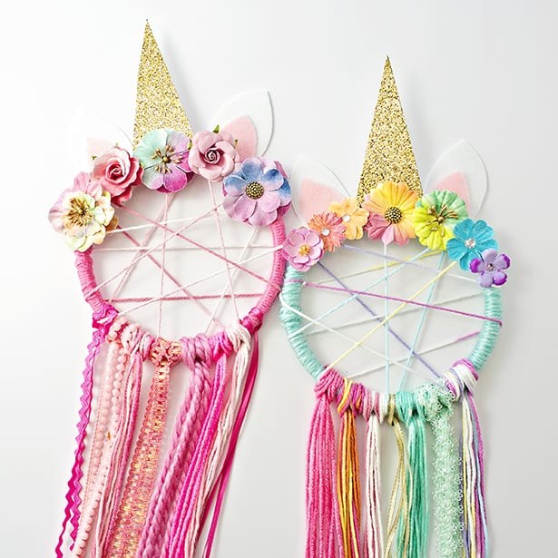 Unicorn Dream Catcher - Hello Wonderful