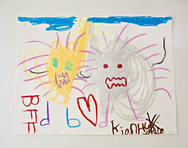 MAKE SCRIBBLE MONSTERS: EASY DRAWING PROMPT FOR KIDS