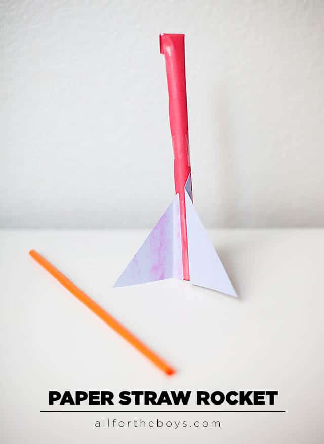 How To Make A Rocket For Kids 8 Easy Diy Ideas