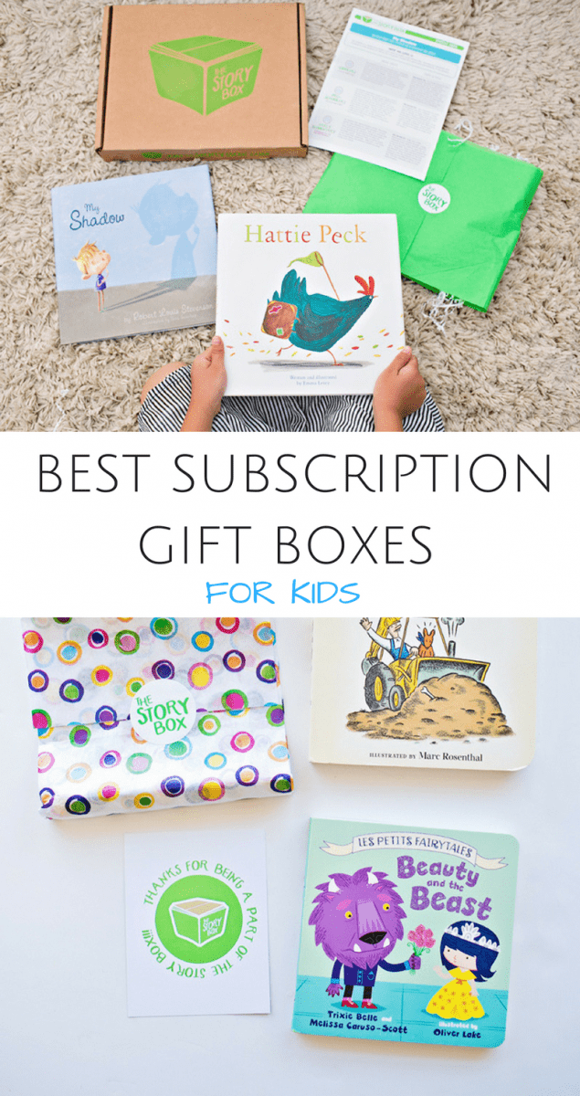 The Best Monthly Subscription Boxes For Kids Last Minute