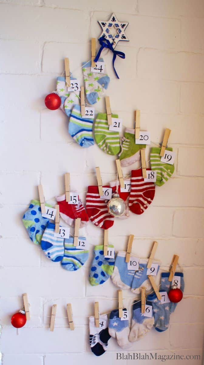 Advent Calendar Adults Diy : Festive diy advent calendars